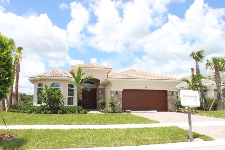 518 Carrara Court, Jupiter, FL 33478