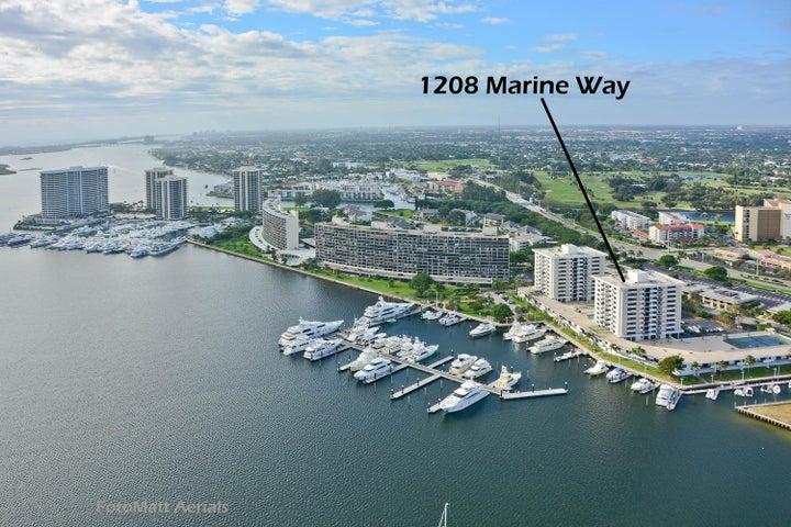 1208 Marine Way, A706, North Palm Beach, FL 33408