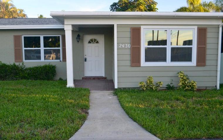 2430 Palmetto Road, West Palm Beach, FL 33406