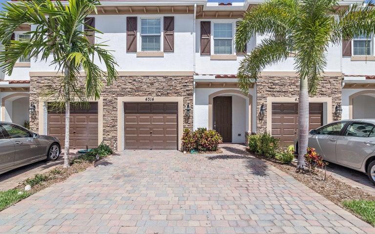 4314 Brewster Lane, West Palm Beach, FL 33417