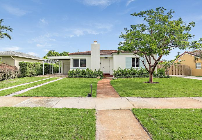247 Bloomfield Drive, West Palm Beach, FL 33405