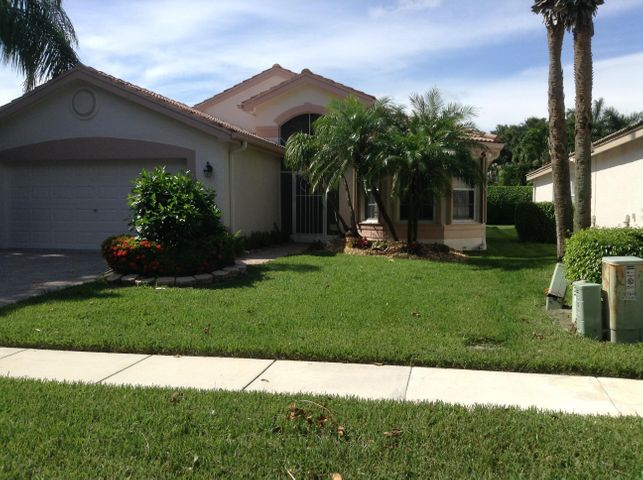 7549 Citronella Street, Boynton Beach, FL 33437