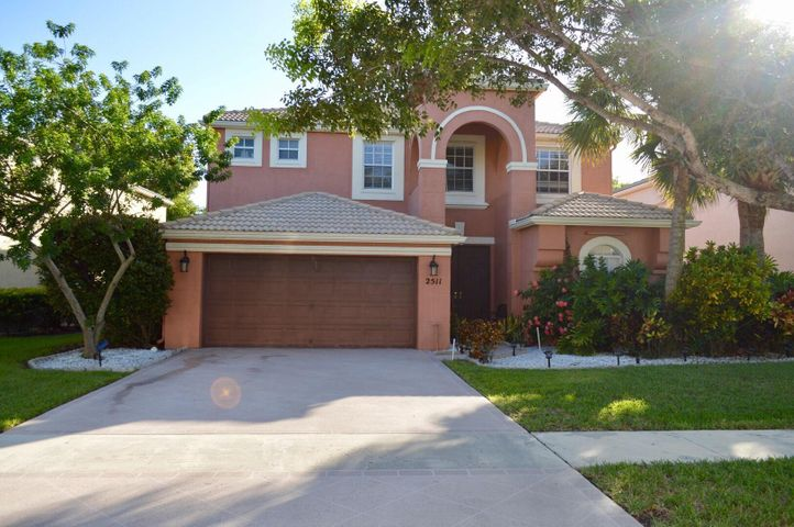 2511 Glendale Drive, Royal Palm Beach, FL 33411