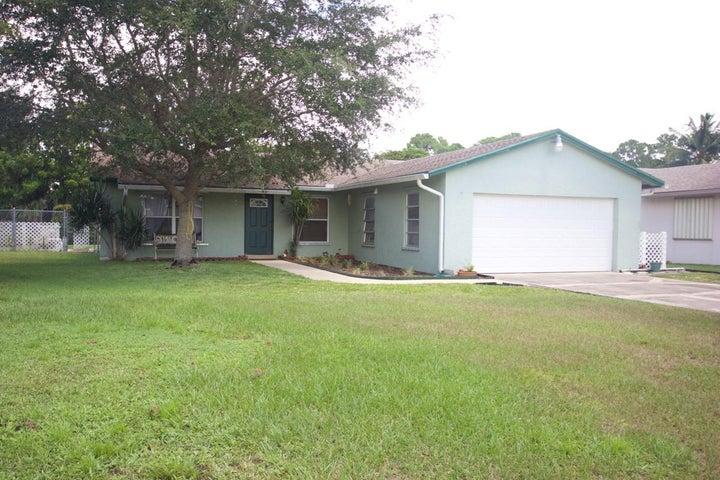 3473 Chickasaw Circle, Lake Worth, FL 33467