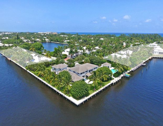 554 Palm Way, Gulf Stream, FL 33483