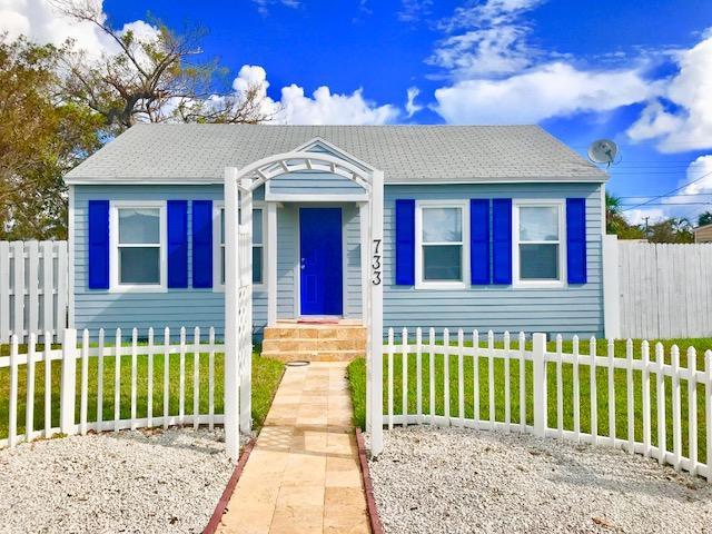 733 Green Street, West Palm Beach, FL 33405