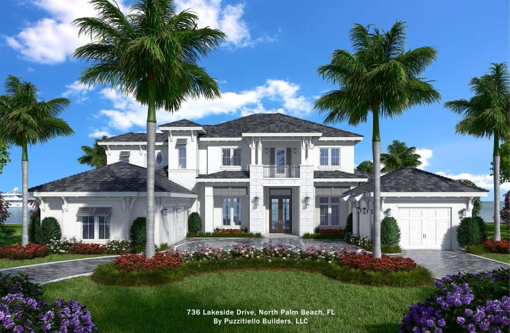 736 Lakeside Drive, North Palm Beach, FL 33408
