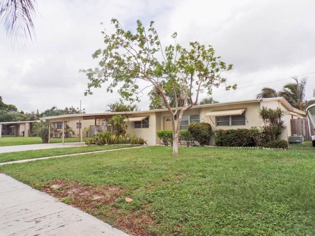 1338 Crest Drive, Lake Worth, FL 33461