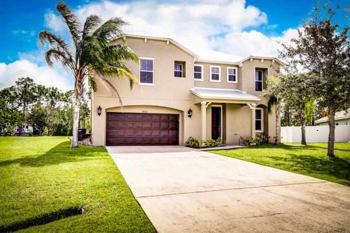 5852 NW Leghorn Avenue, Port Saint Lucie, FL 34953