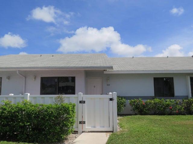 2641 Gately Drive W, 103, West Palm Beach, FL 33415