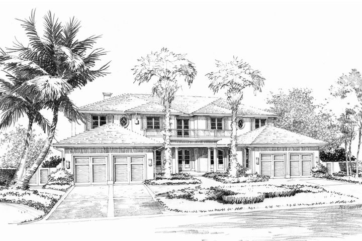 Brand New Intracoastal Home in Royal Palm Yacht & Country Club to be completed in 2018. Built by Wietsma & Lippolis Construction, this home has 6 bedrooms, 8 full and 1 half bathrooms, is 9,333 sqft under air and has a 4 car garage plus golf cart. Incredible floorplan overlooking the waterway. Huge second floor master suite with private terrace, sitting room with breakfast bar, large his and her bathrooms, and spacious walk-in closets. First & second floor laundry rooms. Contact Listing Company for a floorplan and more details.