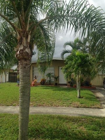 5698 Elder Drive, West Palm Beach, FL 33415