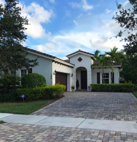 189 Porgee Rock Place, Jupiter, FL 33458