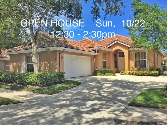 180 Hampton Place, Jupiter, FL 33458