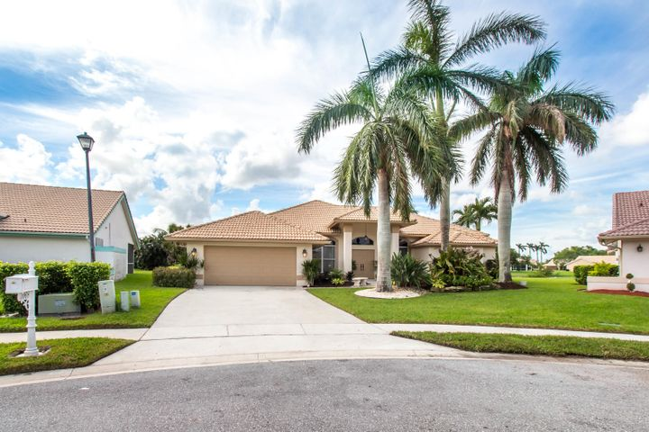 7068 Saint Clair Court, Lake Worth, FL 33467