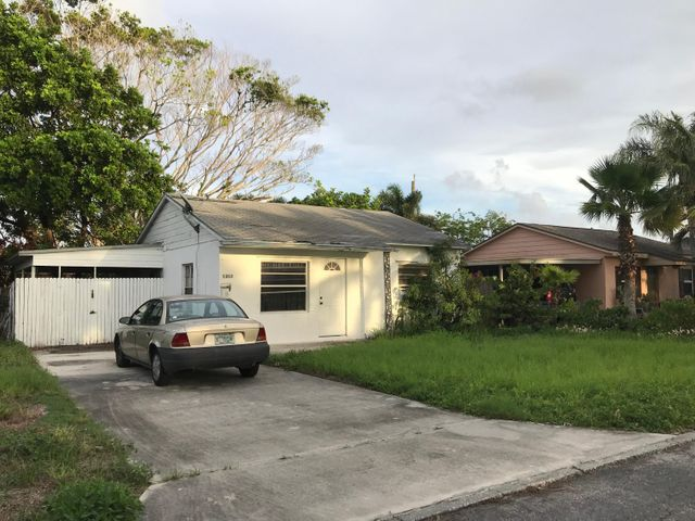 1318 N L Street, Lake Worth, FL 33460