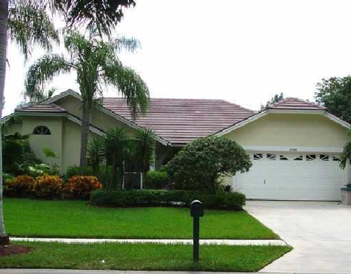 PRICE REDUCE !! SHORT SALE ALREADY APPROVED BY THE BANK $385 K   GREAT PROPERTY INVESTMENT!!GATE COMMUNITY BOCA GREENS COUNTRY CLUB IS NOT A MANDATORY MEMBERSHIP EQUITY, PETS FRIENDLY COMMUNITY ,BEAUTIFUL SINGLE FAMILY HOME WITH  GOLF COURSE VIEW , IN GROUND POOL WITH LAKE VIEW ,NEW ROOF, A LOT AMENITIES,CLUBHOUSE WITH RESTAURANT,TENNIS COURT,GOLF COURSE, COMMUNITY POOL,GYM, GATE GUARD HOUSE 24/7 SECURITY AND MUCH MORE.HIGH SCHOOLS RATING  AREA (A) PLUS EXCELLENT ARE WITH MOVIE THEATERS AND RESTAURANTS !! MAKE YOUR APPOINTMENT AND REQUEST A TOUR TO BOCA GREENS COUNTRY CLUB ! WELCOME YOU AND YOUR FAMILY !! COMMITTED WITH EXCELLENCE !!!