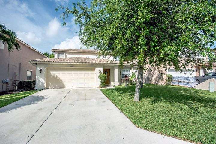 6643 Rainwood Cove Lane, Lake Worth, FL 33463
