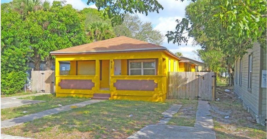 915 5th Street, C, West Palm Beach, FL 33401