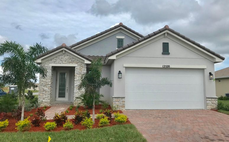 12520 SW Weeping Willow Avenue, Port Saint Lucie, FL 34987