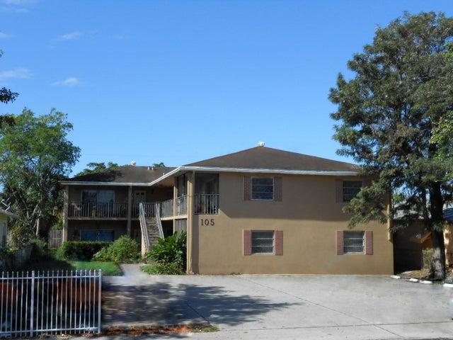 105 S E Street, Lake Worth, FL 33460