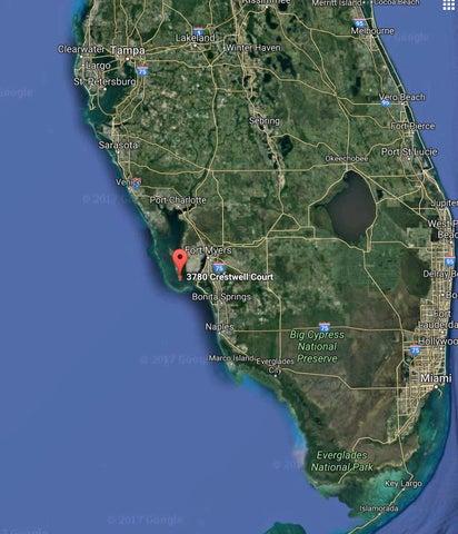 3780 Crestwell Court, Saint James City, FL 33956
