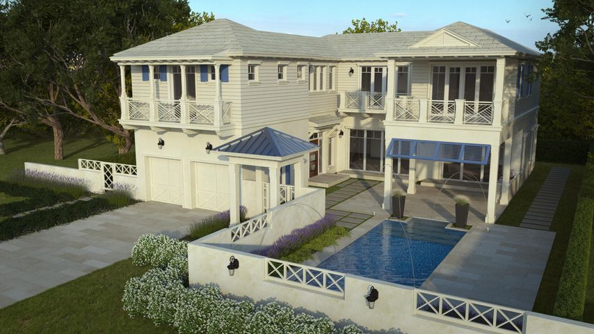 CONCEPTIONAL DESIGN - ANTILLES - Unparalleled Pre construction concept