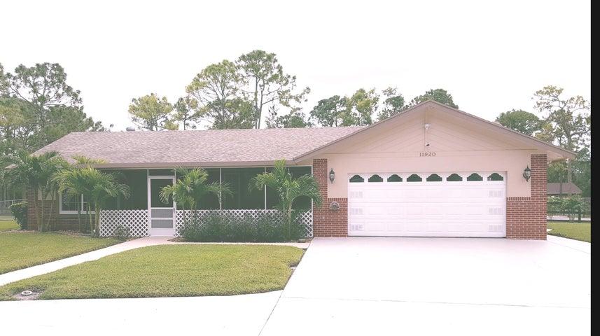 11920 56th Place N, Royal Palm Beach, FL 33411