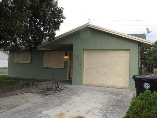 1230 N F Street, Lake Worth, FL 33460