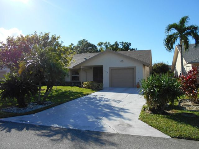 5348 Crystal Anne Drive, West Palm Beach, FL 33417