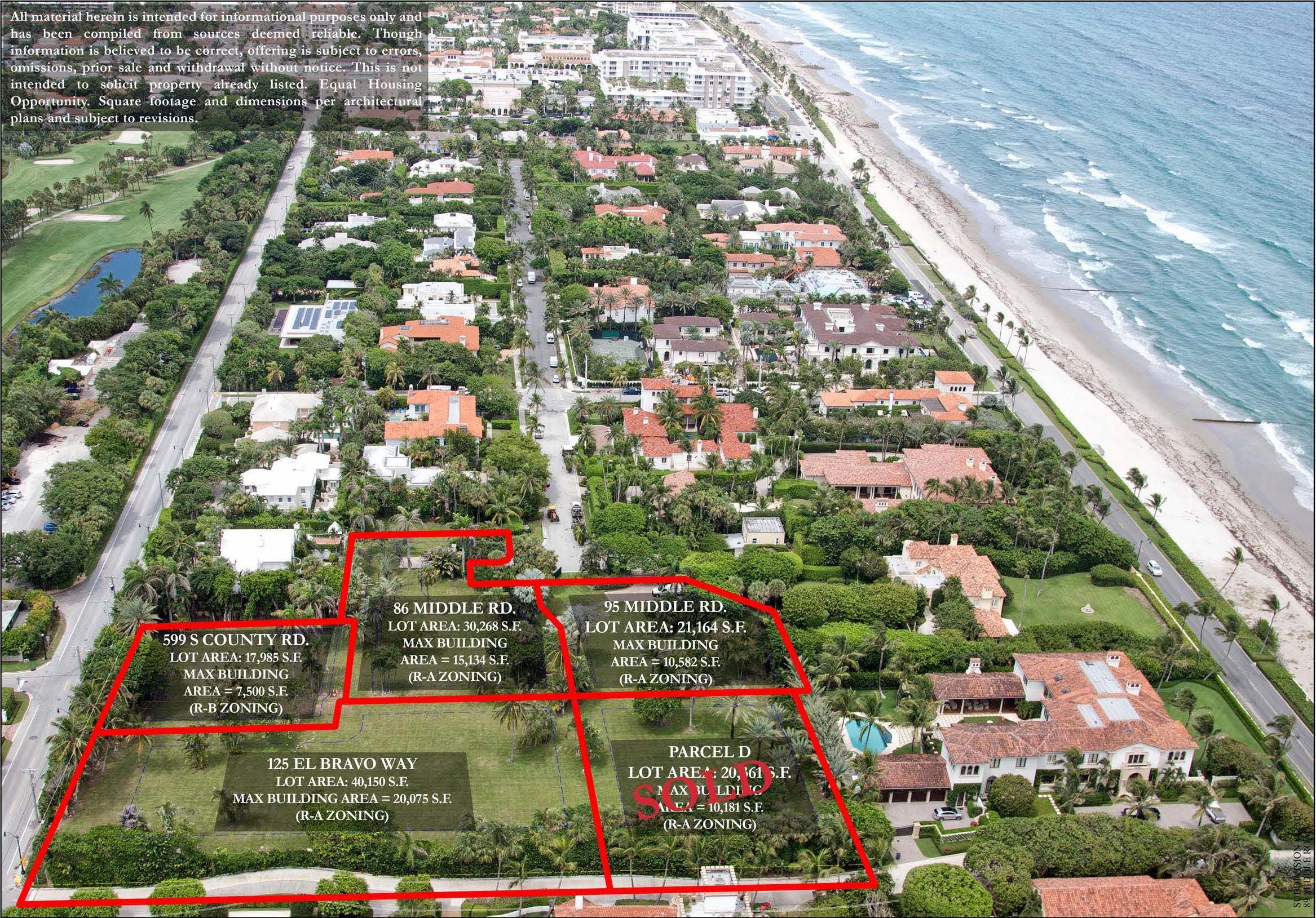 599 S County Road, Palm Beach, FL 33480