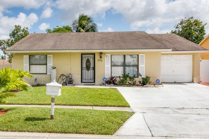 5716 Eddy Court, Lake Worth, FL 33463
