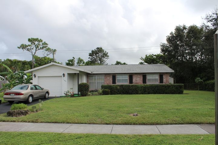 3188 Pinehurst Drive, Lake Worth, FL 33467