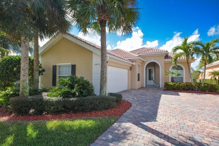 10673 SW Stratton Drive, Port Saint Lucie, FL 34987