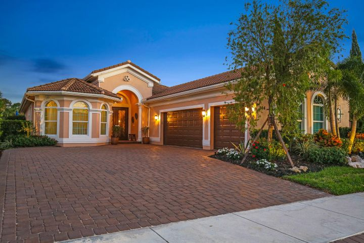 3 Car Garage + Expanded driveway/parking area!