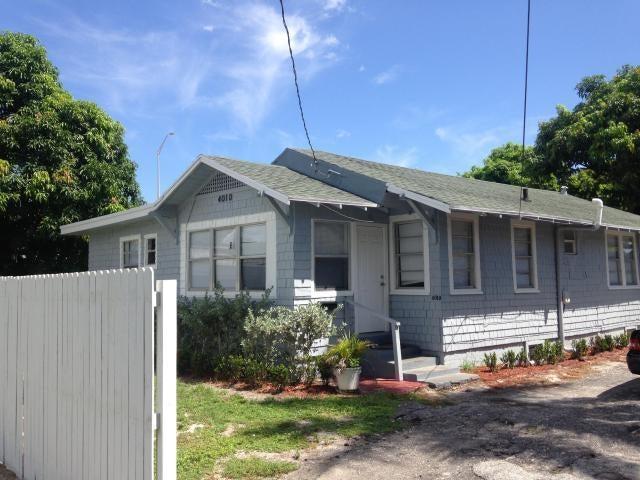 4010 Garden Avenue, A, West Palm Beach, FL 33405