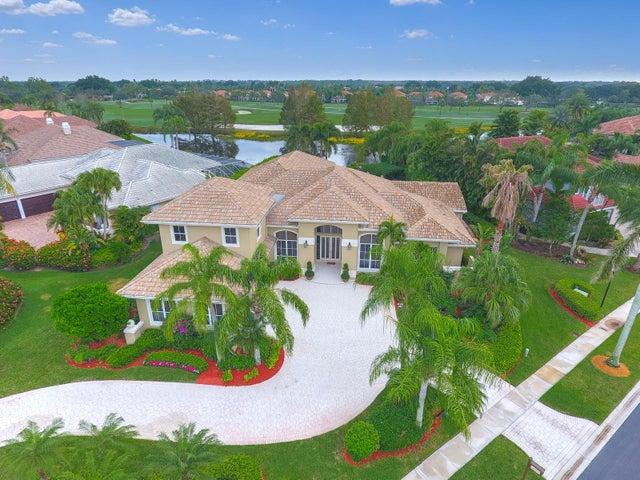 10850 Egret Pointe Lane, West Palm Beach, FL 33412