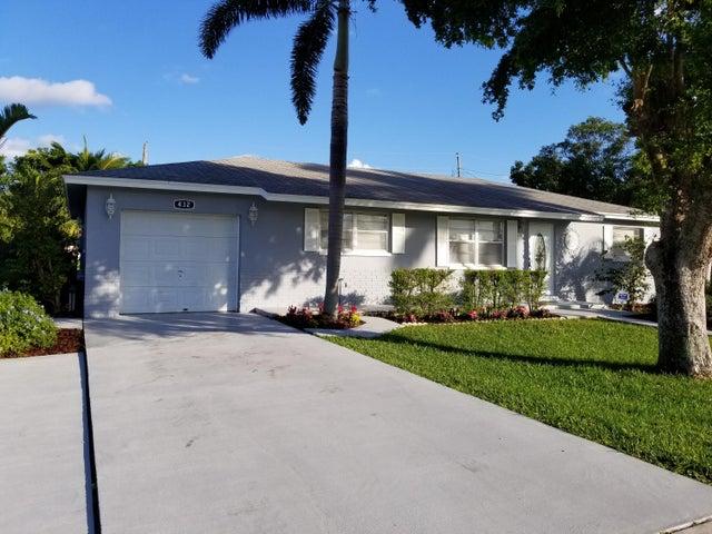 432 San Fernando Drive, Palm Springs, FL 33461