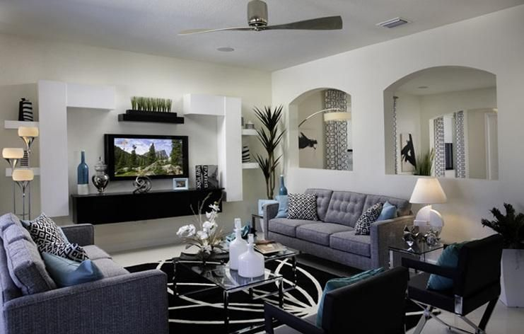 Photo of Lennar's Victoria Model Home