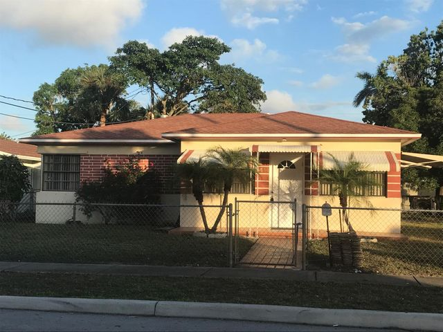 5414 Garden Avenue, West Palm Beach, FL 33405