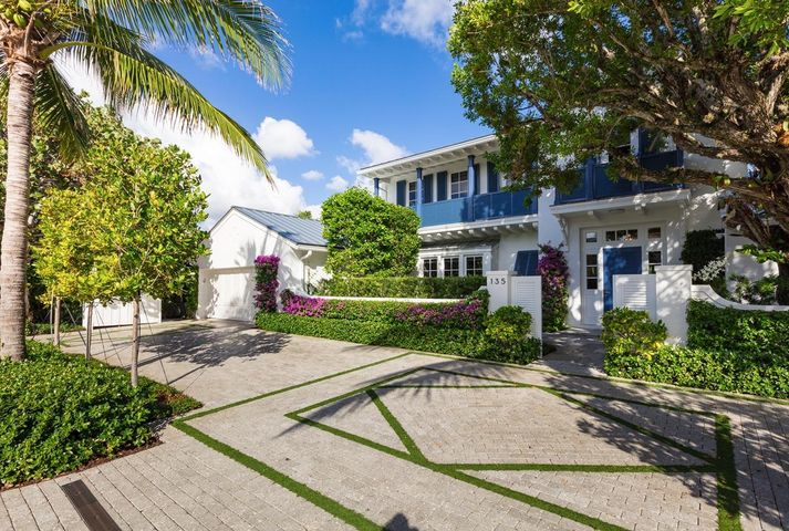 135 Seagate Road, Palm Beach, FL 33480