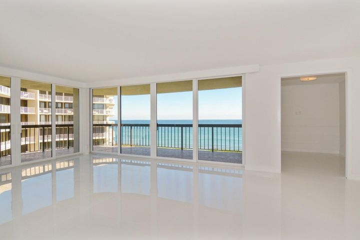 Direct Ocean views from the all new, all white space