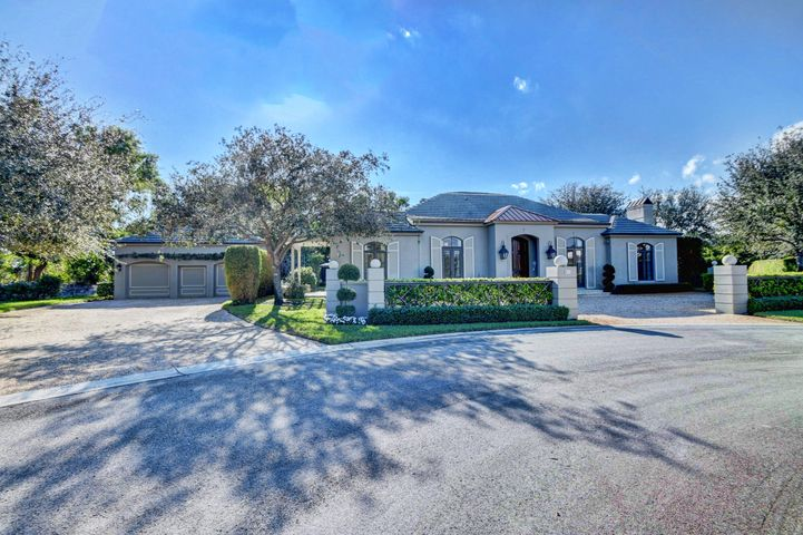 4 Turtle Grove Lane, Village of Golf, FL 33436