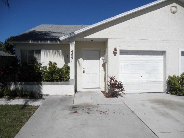 5451 Pinnacle Lane, West Palm Beach, FL 33415
