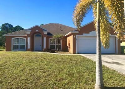 3444 SW Europe Street, Port Saint Lucie, FL 34953