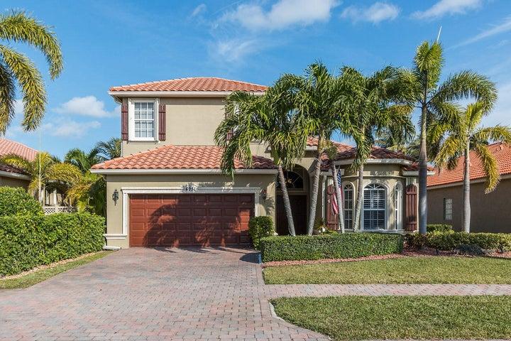 4951 Bismarck Palm Drive, Boynton Beach, FL 33436