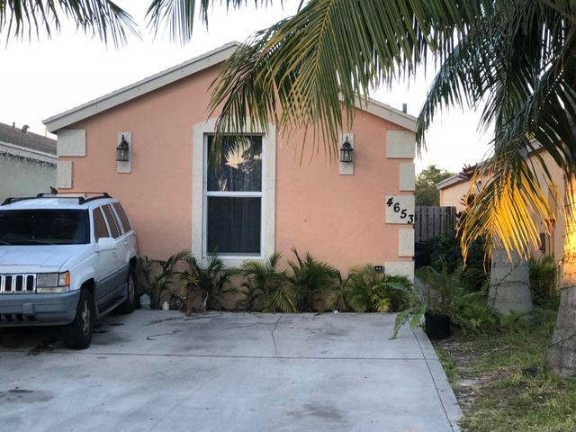 4653 Clemens Street, Lake Worth, FL 33463