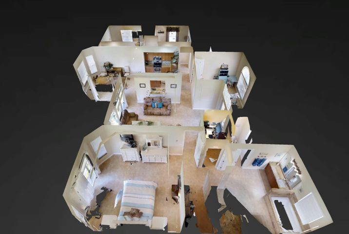 """Click on the virtual tour and """"Let your mouse show the house."""""""