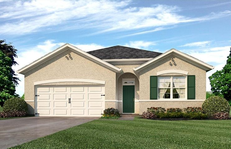 656 SW Homeland Road E, Port Saint Lucie, FL 34953