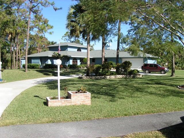 11289 Orange Grove Boulevard, West Palm Beach, FL 33411
